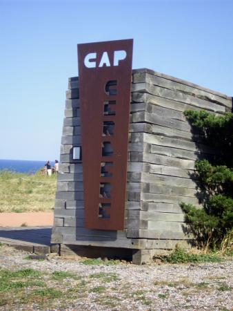 Cerbere, France : Entrée de Cap Cerbère