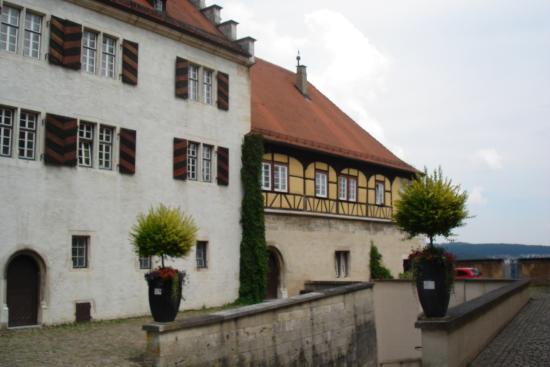 Schloss Hellenstein: interno