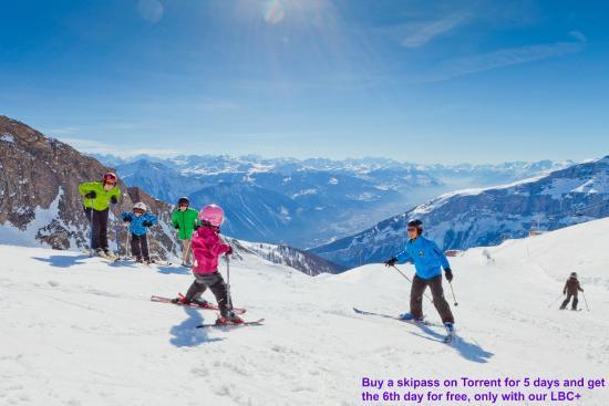 Haus Majesta: Skiing on Torrent