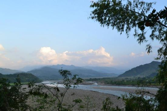 Cordillera Region, Filippijnen: the abra river in Summer