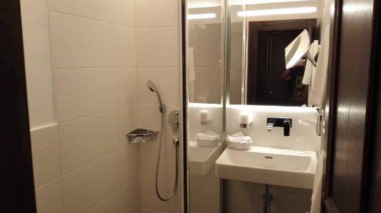 Friesacher's Aniferhof: Badezimmer sehr gepflegt!