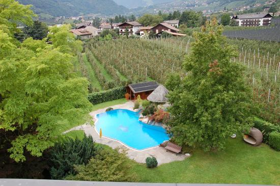 Hotel Wiesenhof: Aussicht vom Dachgarten