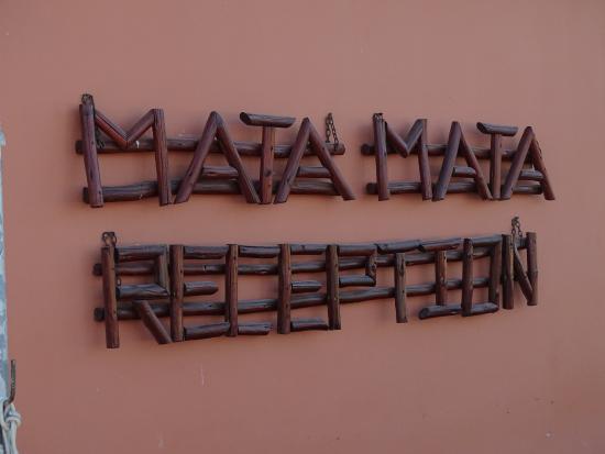 Mata-Mata Rest Camp : Mata Mata