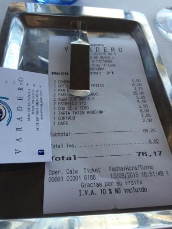 Restaurante Varadero: photo0.jpg