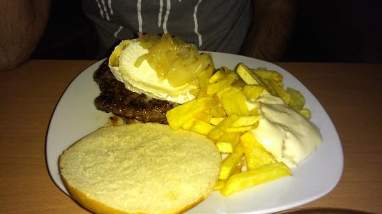 Bar Picazo: Picazo burger