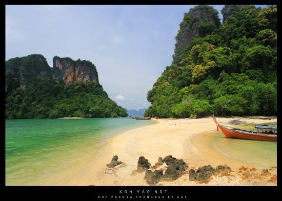 เกาะผักเบี้ย - Picture of Pak Bia Island, Nong Thale - TripAdvisor