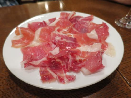 La Concha: ham