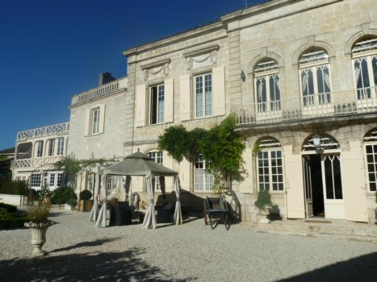Port Sainte Foy et Ponchapt, Frankreich: The Bed and Breakfast