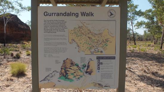 Keep River National Park: Goorlandalng Walk