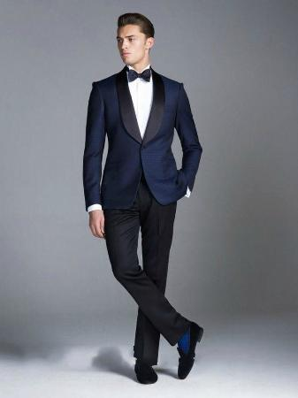 Tran Couture Mens Wedding Suit Ideas
