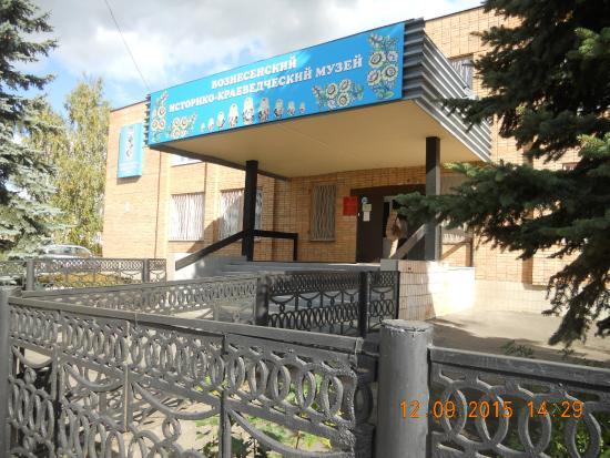 Voznesenskoye, Rusia: Музей.