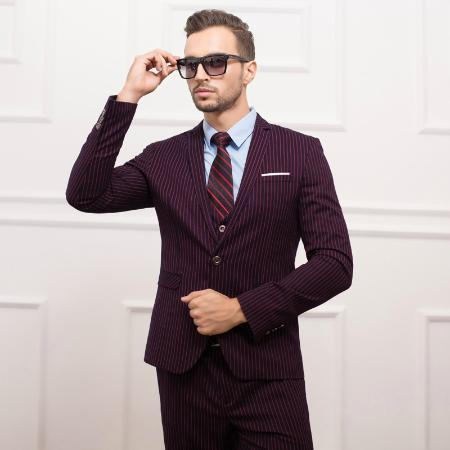 Tran Couture Mens Destination Wedding Suits