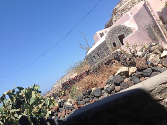 Ambelia Traditional Villas: Outside look