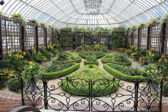 Indoor Exhibit Picture Of Phipps Conservatory And Botanical Gardens Pittsburgh Tripadvisor