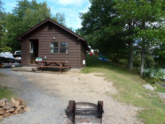 Wellesley Island, نيويورك: Cabin #2