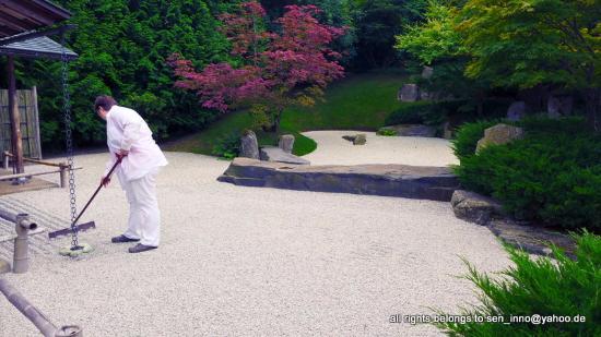 garten der welt zen garten