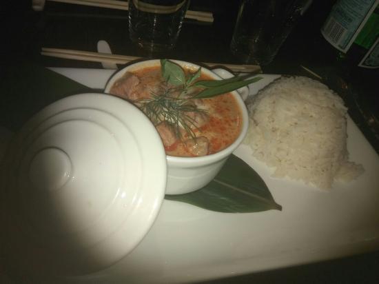 Cambodgiana : Boeuf au poivre de kampot Crevettes au curry