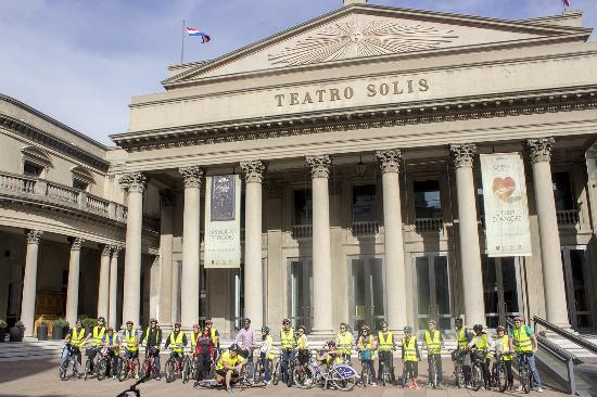 Bike Tours Uruguay