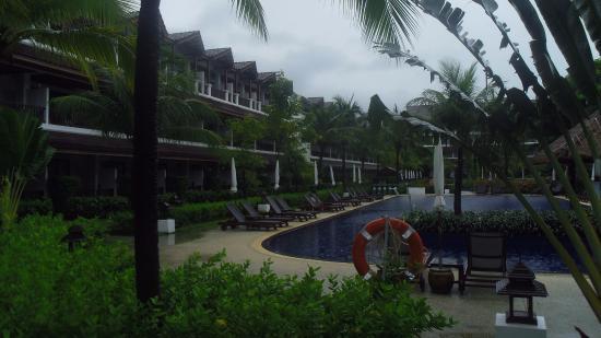 Sunprime La Beach Hotel Et Piscine Sous Pluie