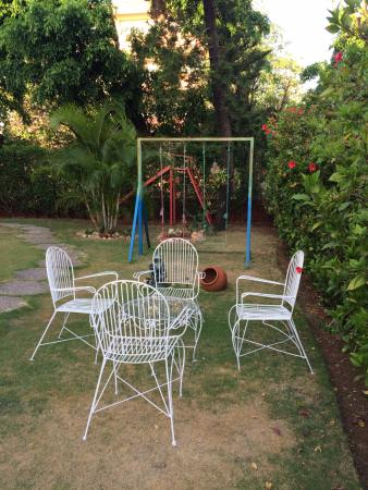 La Casa de Ana: Garden