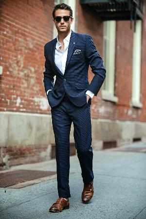 best place to get a tailored suit - Picture of Tran Couture, Da ...
