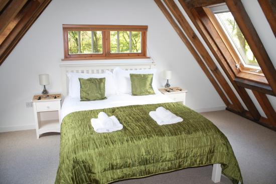 Davidstow, UK: Master bedroom