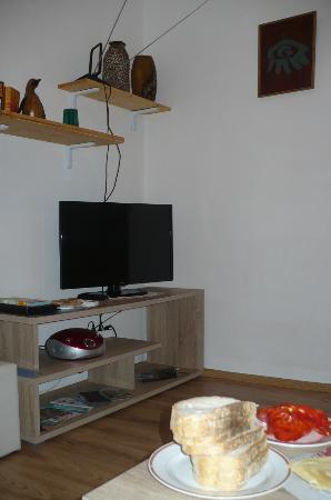 Apartments Abba: Pokój gościnny