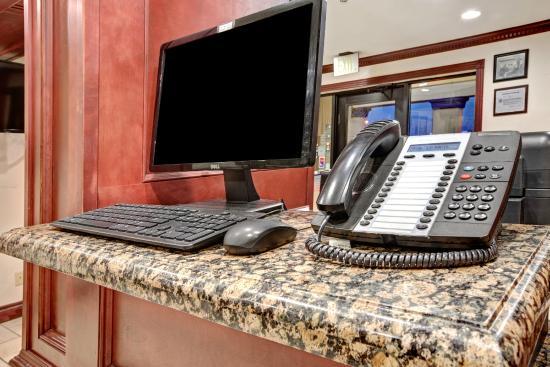 Days Inn Oklahoma City/Moore: Business Center