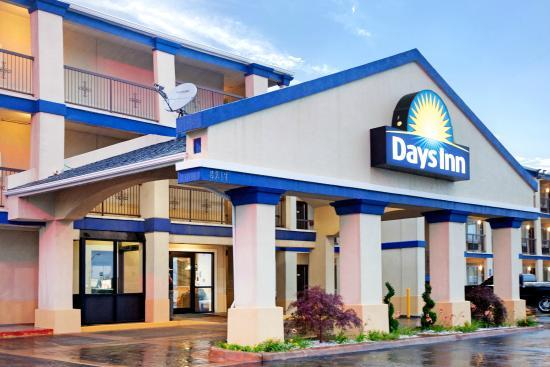 Days Inn Oklahoma City/Moore: Entrance