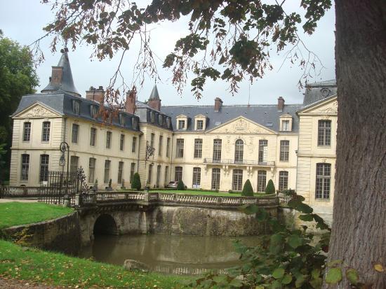 chateau dermenonville la table du poete le chteau - Chateau D Ermenonville Mariage