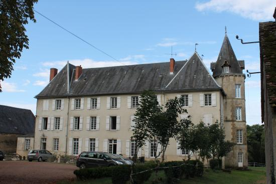 Nievre, Francia: chateau
