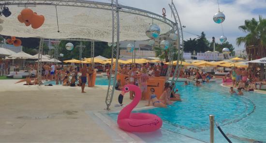 O Beach Ibiza: Ocean Beach Ibiza