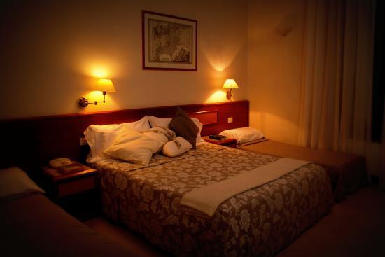Hotel Bonifacio: quadrupla