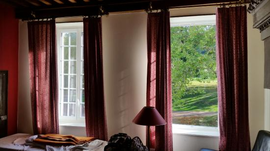 Nievre, Francia: Chambre