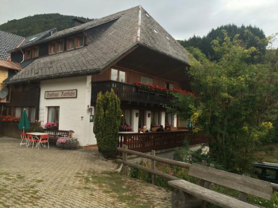 Aitern, Niemcy: Gasthof Auerhahn