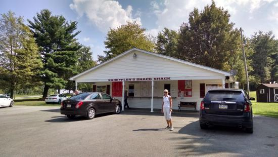 Shreffler's Snack Shack