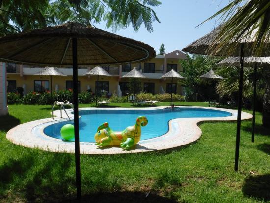 Kleiner Pool Picture Of Atrium Palace Thalasso Spa Resort Villas