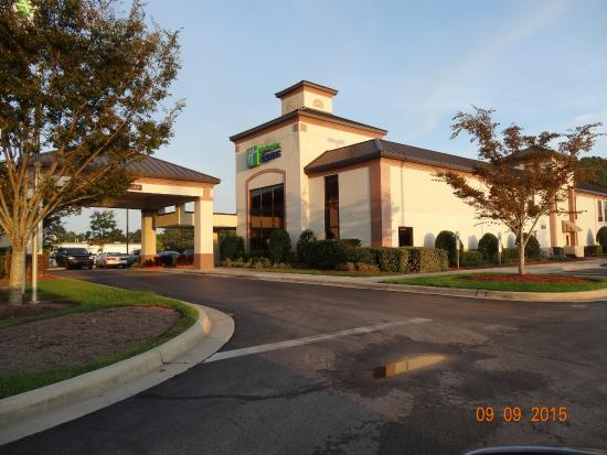 Holiday Inn Express New Bern: HIE, New Bern, NC