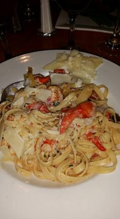 Essex, Массачусетс: The Lobster Scampi special
