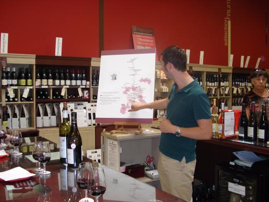 Provence and Wine : Chocolate and Wine Tasting