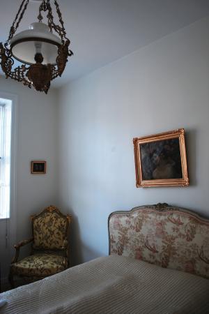 Rent a Room Copenhagen: Habitación con TV