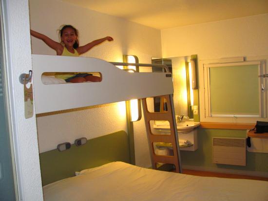 Ibis Budget Fréjus Saint Raphäel Capitou A8 : Clean room