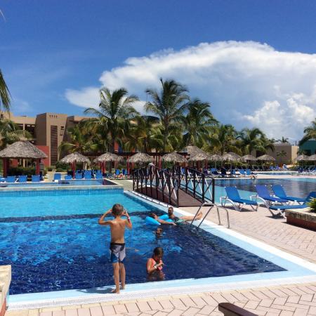 La piscine picture of grand memories varadero varadero for Piscine varadero