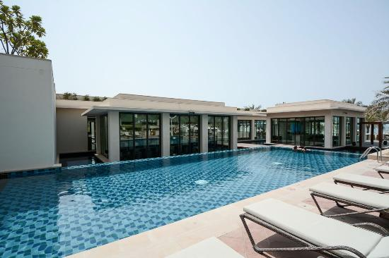 Adult Section Near The Family Pool Picture Of The St Regis Saadiyat Island Resort Abu Dhabi
