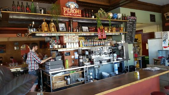 Transfer Pizzeria Cafe: Transfer PC