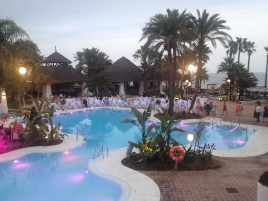 Don Carlos Leisure Resort Spa Orange Beach Club Wedding Breakfast