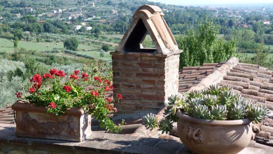 Margherita Holiday Home : uitzicht