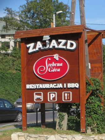 Srebrna Gora Restauracja