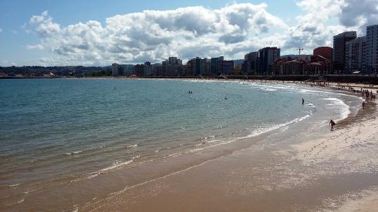 Apartamentos Urbanos : Playas de Gijón