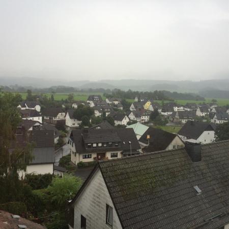 Finnentrop, Deutschland: View from the hotel